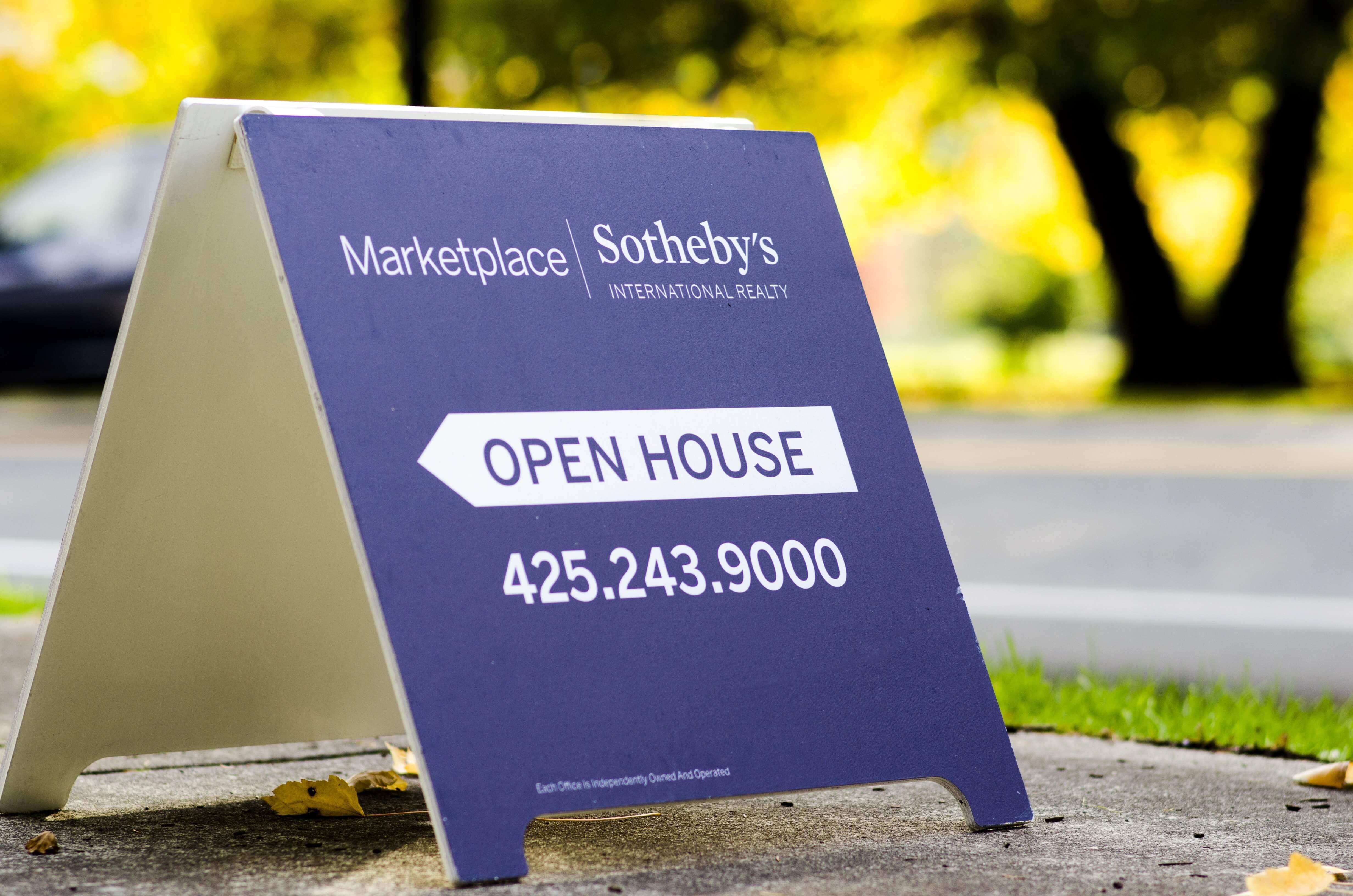 Open-huis-advertentie